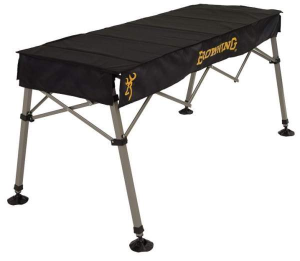 Browning Camping Outfitter Table.