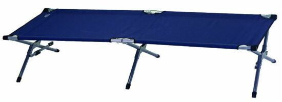 Rio Adventure One Piece Military Style Camp Cot