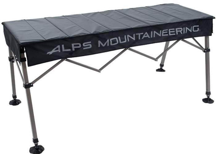 ALPS Mountaineering Guide Table.