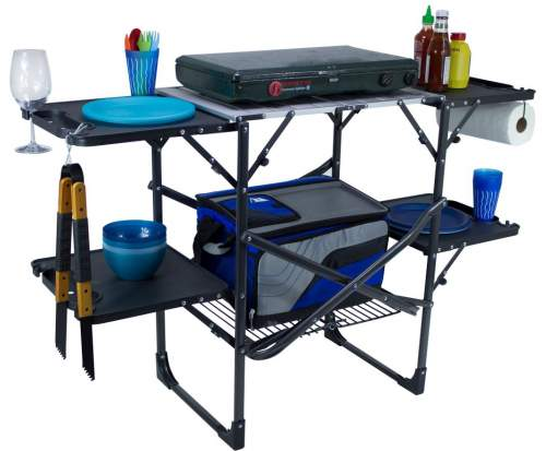 GCI Outdoor Slim-Fold Outdoor Cook Station.