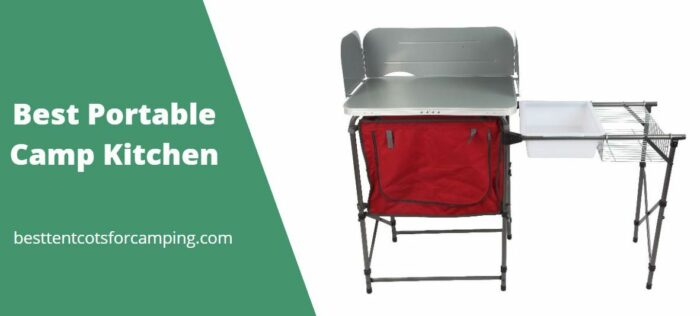 Best Portable Camp Kitchen