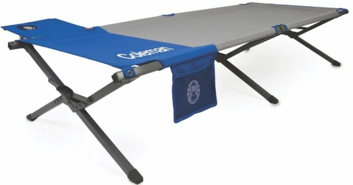 Coleman River Gorge EZ Sleep Cot.