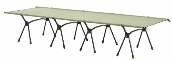 DESERT WALKER Camping Cot with extendable legs.
