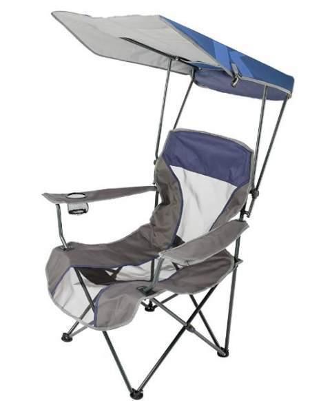 Kelsyus Premium Canopy Chair.