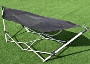 Giantex Portable Hammock with Stand-Folds