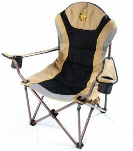 Bushtec Adventure Oversized Camping Chair Charlie 440