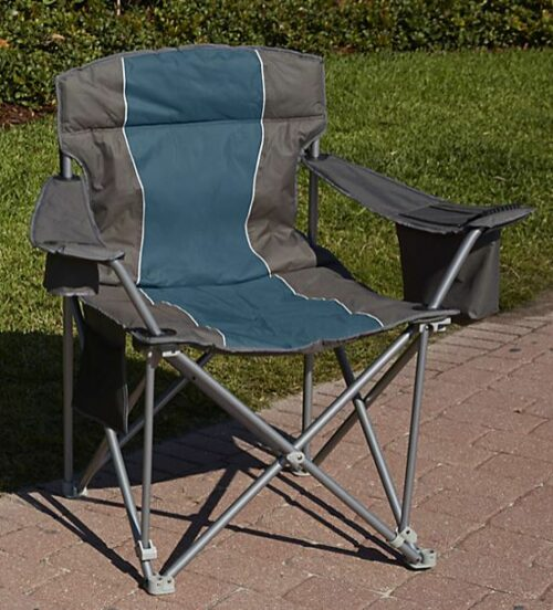 LivingXL 1000-lb Capacity Heavy-Duty Portable Chair