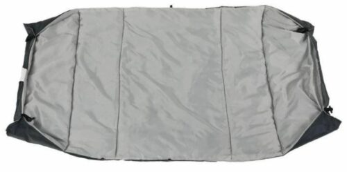 Underquilt inner surface.