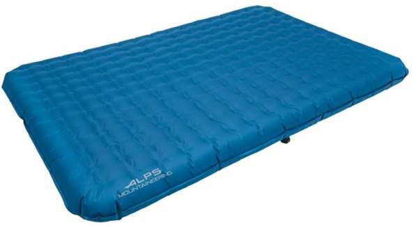 ALPS Mountaineering Vertex Air Bed Queen Sleeping Pad.