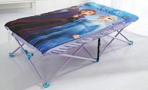 Idea Nuova Disney Frozen 2 Foldable Slumber Cot.
