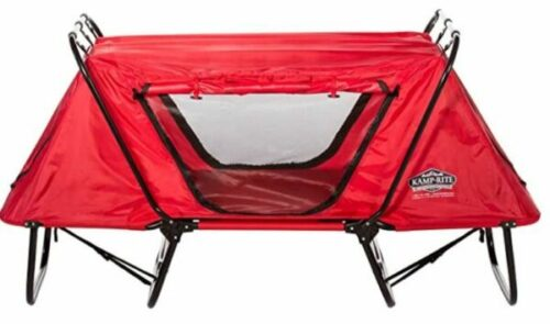 Kamp Rite Kid's Tent Cot with Rain Fly.