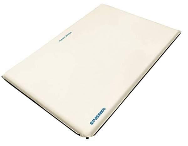 FUNDANGO Premium Double Wide Self Inflating Camping Sleeping Pad