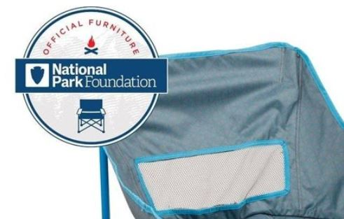 Official furniture of the National Park Foundation.