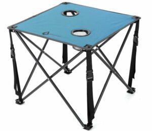 ARROWHEAD OUTDOOR Heavy-Duty Portable Camping Folding Table