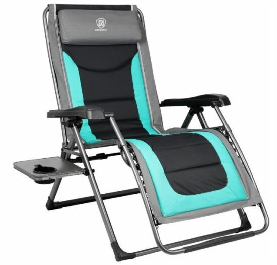 EVER ADVANCED Oversize XL Zero Gravity Recliner