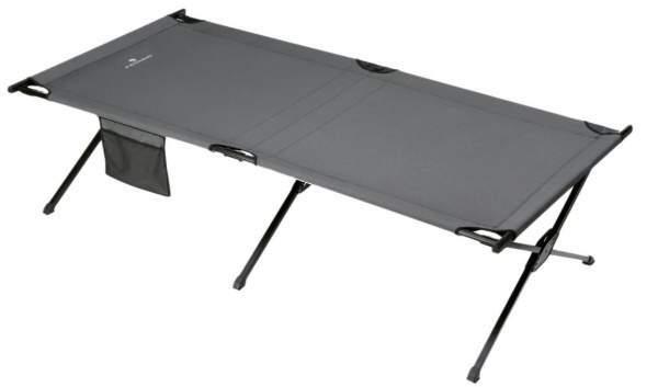 Ferrino Steel-Alu Heavy Duty Folding Camp Bed.