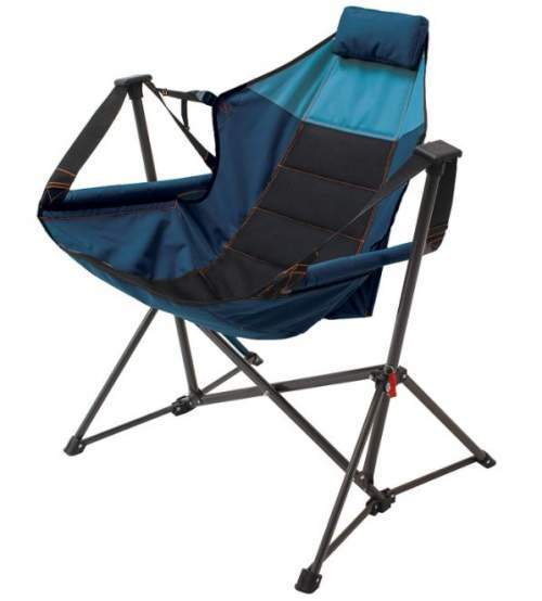 Rio Gear Outdoor Foldable Hammock Lounger.
