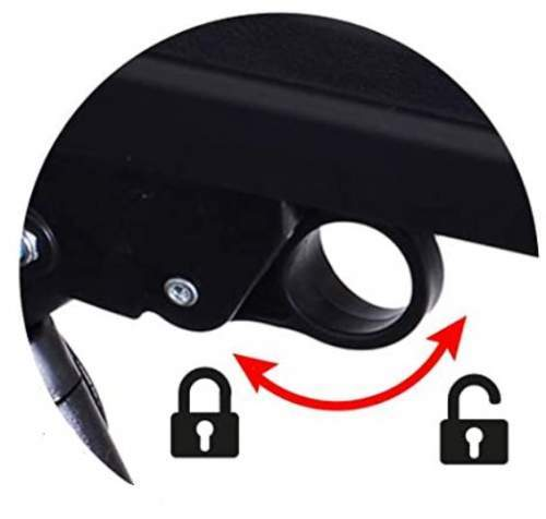 Locking mechanism.