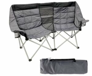EasyGo Product Camping Chair for 2 People