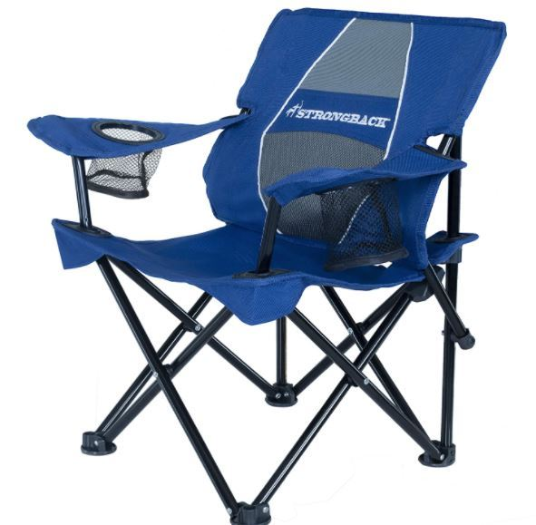 Strongback Prodigy Kids Folding Chair