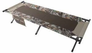Timber Ridge Cedar Deluxe Folding Cot.