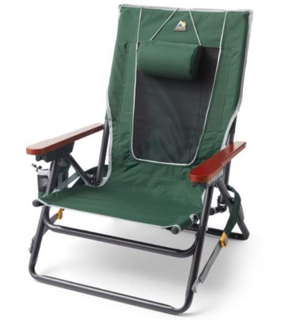 GCI Outdoor Wilderness Backpacker Chair.