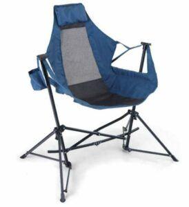 ALPHA CAMP Hammock Camping Chair Folding Swing Chair.