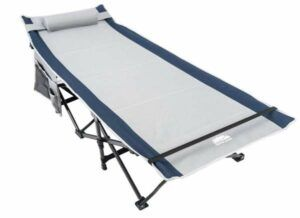 Coastrail Outdoor Camping Cot for Adults.