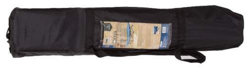 A carry bag is included.
