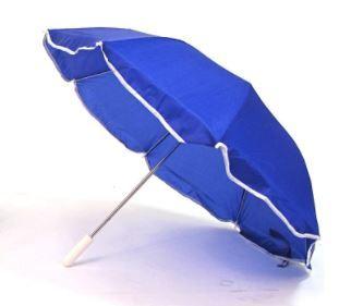 Removable umbrella.