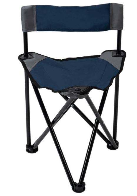 Pacific Pass Easy Carried Tripod Chair