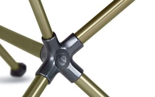 One of aluminum hub elements.