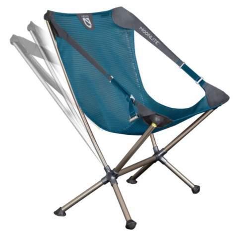 Continuous reclining design.