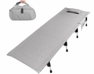 CAMPMOON Ultra Lightweight Backpacking Cot for Tent