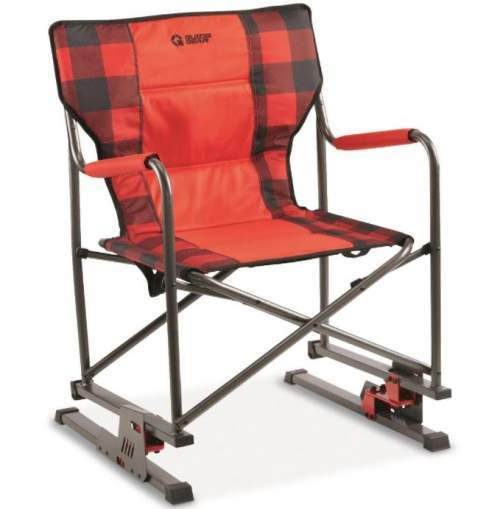 Guide Gear Oversized Bounce Director's Camp Chair.