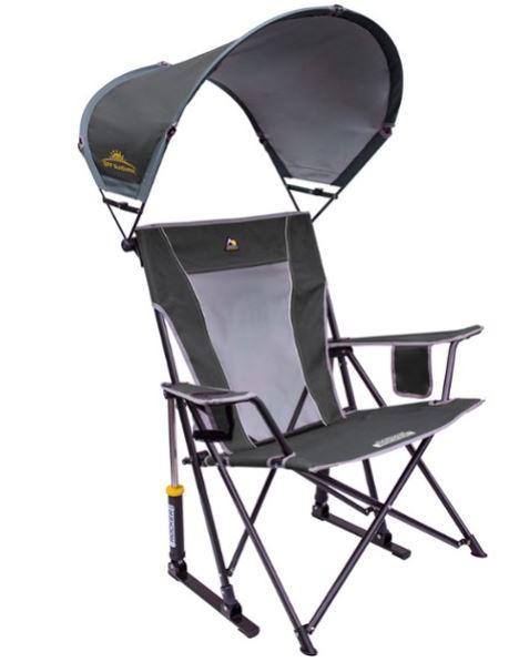 GCI Outdoor SunShade Rocker chair