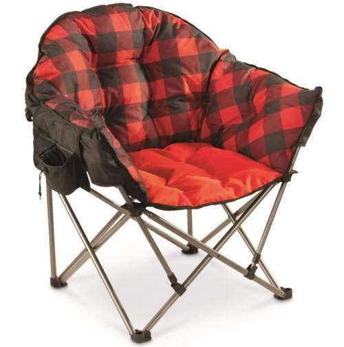 Guide Gear Oversized Club Camp Chair.