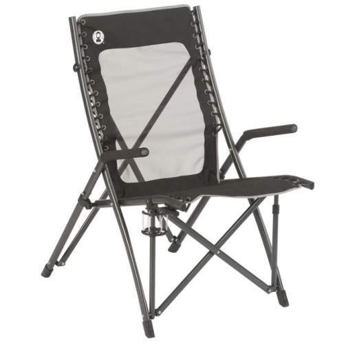 Coleman ComfortSmart Suspension Camping Chair.
