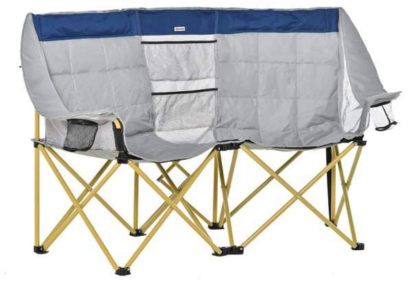 Outsunny Double Seat Camping Chair.