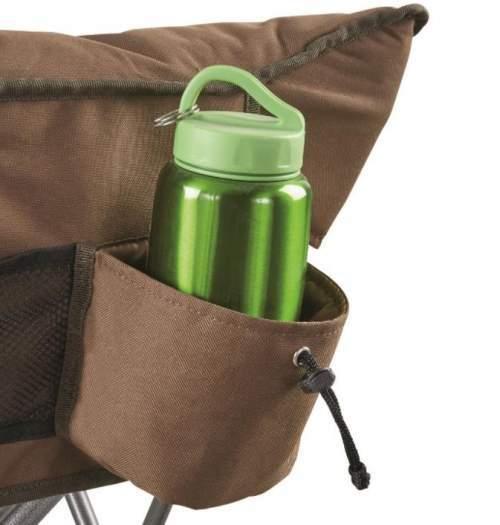 A bottle holder.