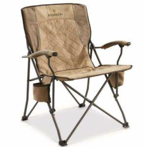 Bolderton Heritage Oversized Deck Chair.