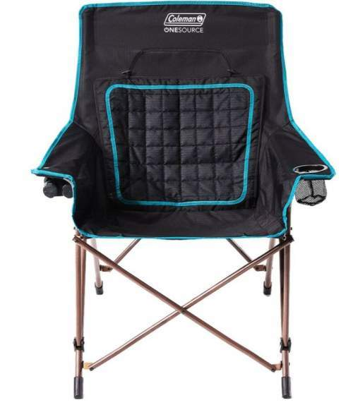Coleman OneSource Heated Chair.