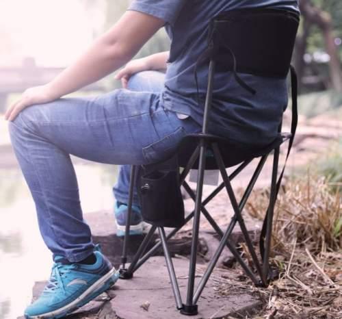 Backrest for extra comfort.